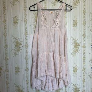 FP One Hobo Babydoll Dress